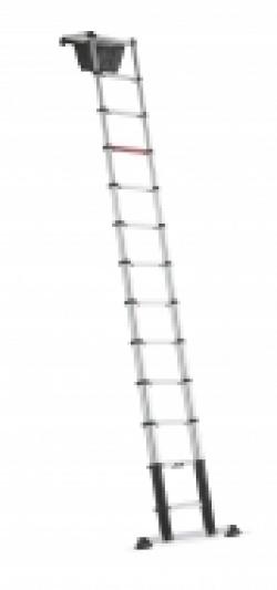 Лестницы телескопические алюминиевые