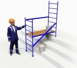 Вышки туры строительные серия ТТ