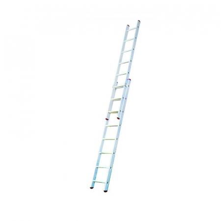 Corda алюминиевая выдвижная лестница 2Х8 ступ.