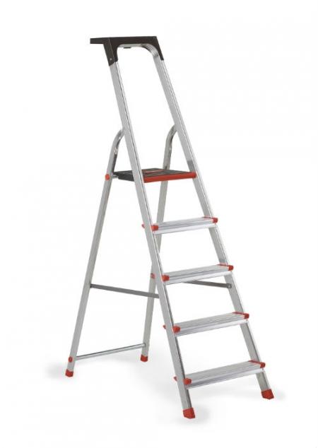 ALTREX Lima Свободностоящая стремянка 5 ступ. (арт. 508605)