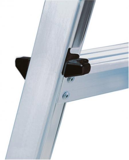Лестница-стремянка двухсторонняя Dopplo 2X4 ступ.