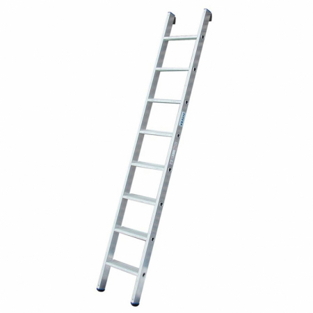 KRAUSE Stabilo Приставная лестница 8 широких ступ. (арт. 124425)