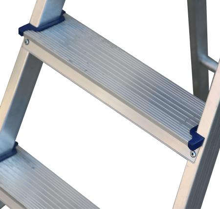 Алюминиевая стремянка Stairs Люкс 5 ступеней