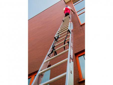 Универсальная 3-секционная лестница 3x10 Tribilo Krause