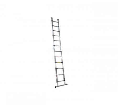 Телескопическая лестница-стремянка Shtok 1.9-3.75 м