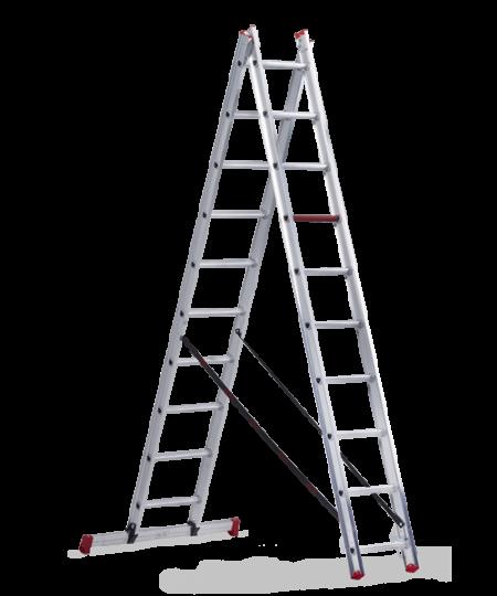 ALTREX All Round Лестница трехсекционная комбинированая 3Х12 ступ. (арт. 108512)