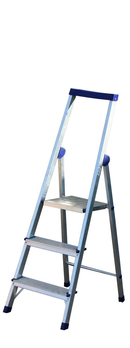 STAIRS Люкс Алюминиевая стремянка 3 ступ. (арт. AS03LX)