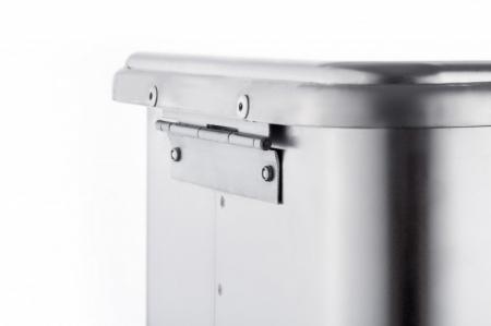 Alpos алюминиевый кофр (мотобокс) С36 арт. C520106