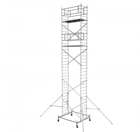 Вышка строительная алюминиевая ВМА 700/10