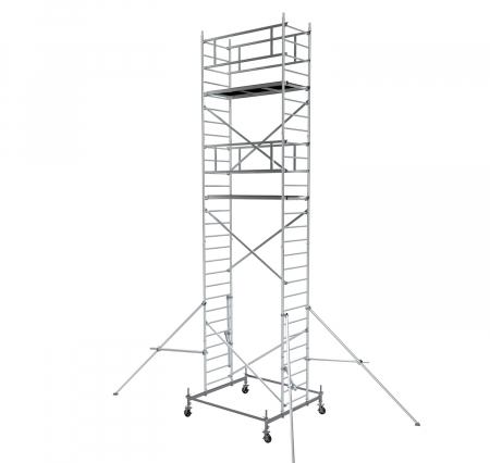 Вышка строительная алюминиевая ВМА 700/8