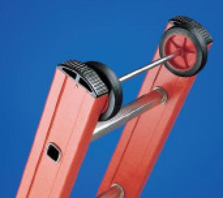 SVELT V3X14 Диэлектрическая трехсекционная лестница из стеклопластика (арт. SVETS340)