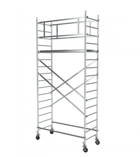 Вышка строительная алюминиевая ВМА 700/5
