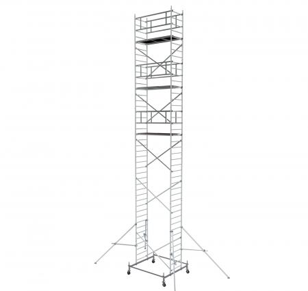 Вышка строительная алюминиевая ВМА 700/12