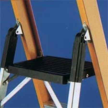 SVELT Smart1 Стремянка диэлектрическая с полочкой 5 ступ. (арт. SSMART05)