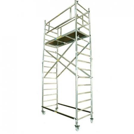 Вышка строительная алюминиевая ВМА 700/4