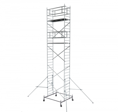 Вышка строительная алюминиевая ВМА 700/9