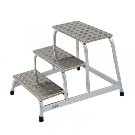 KRAUSE Алюминиевая монтажная подставка 3 ступ. (арт. 805034)