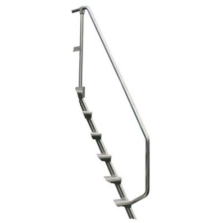 Перила для лестницы-платформы 5-6 ступени Krause Stabilo
