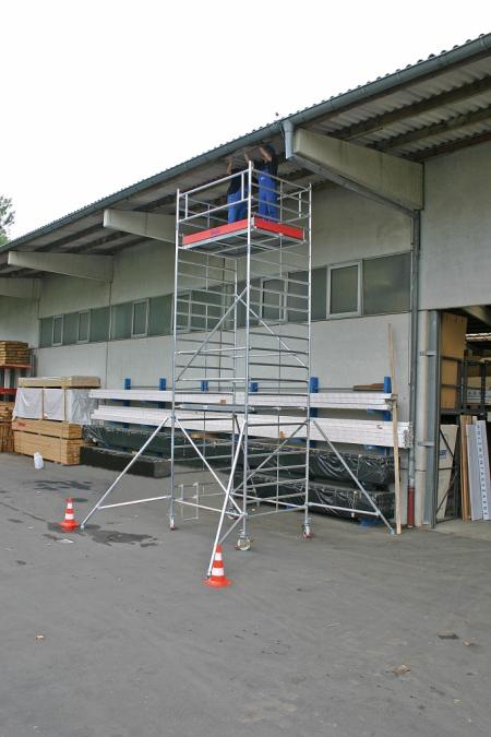 Stabilo 5000-2,5 вышка тура, поле 2,5 Х 1,5 М. (12.3 М) 749123