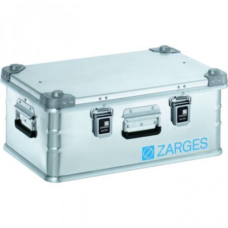 Алюминиевый ящик Zarges К 470 42 л арт. 40568