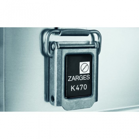 ZARGES K 470 Алюминиевый ящик Zarges 116л (арт. 40837)