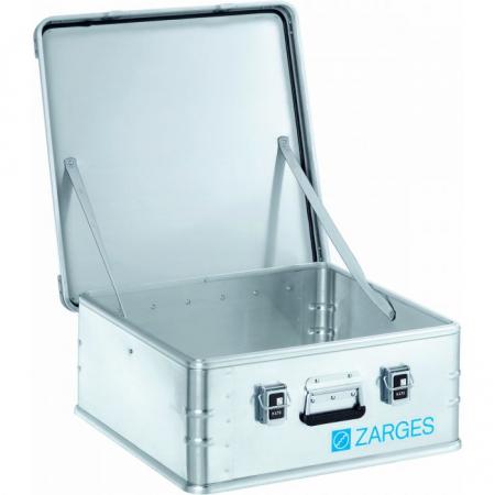 Алюминиевый ящик Zarges К 470 66 л арт. 40849