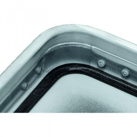 Алюминиевый ящик Zarges К 470 150 л арт.40842