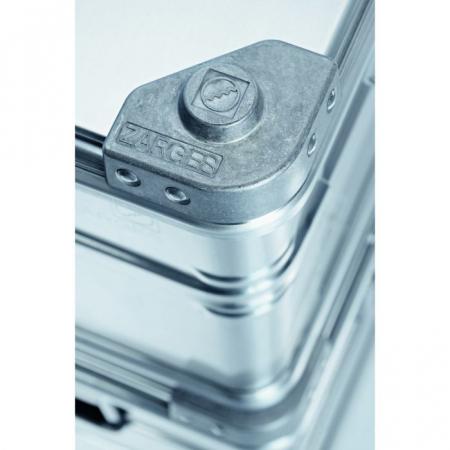 Алюминиевый ящик Zarges К 470 157 л арт. 40565
