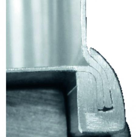 Алюминиевый ящик Zarges К 470 121 л арт. 40841