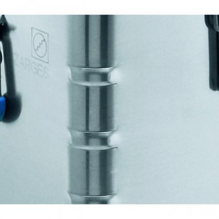 Алюминиевый Евро-бокс Zarges 239 л арт.40706