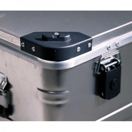 ALPOS Aлюминиевый ящик D76 (арт. D5302)