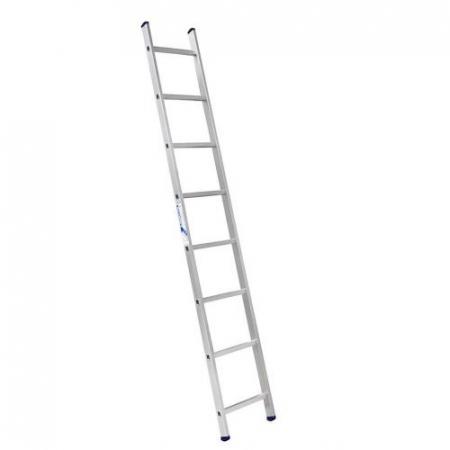 ALUMET Лестница приставная односекционная 8 ступ. (арт. 5108)