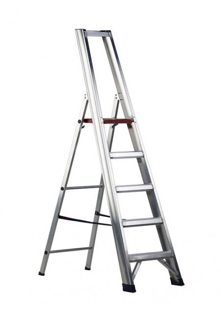 CASTOR (CEO) Профессиональная стремянка 5 ступ. (арт. 503105)