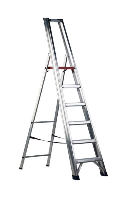 CASTOR (CEO) Профессиональная стремянка 6 ступ. (арт. 503106)