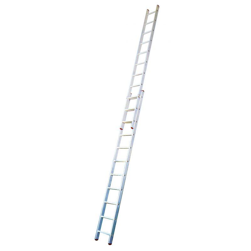 KRAUSE Corda Aлюминиевая выдвижная лестница 2Х11 ступ. (арт. 032195