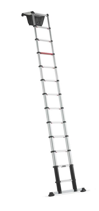 ALTREX TL Smart up-pro Телескопическая лестница 11 ступ. (арт. 500360)