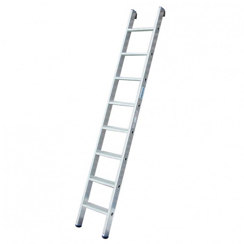 Приставная лестница 8 широких ступеней Krause Stabilo