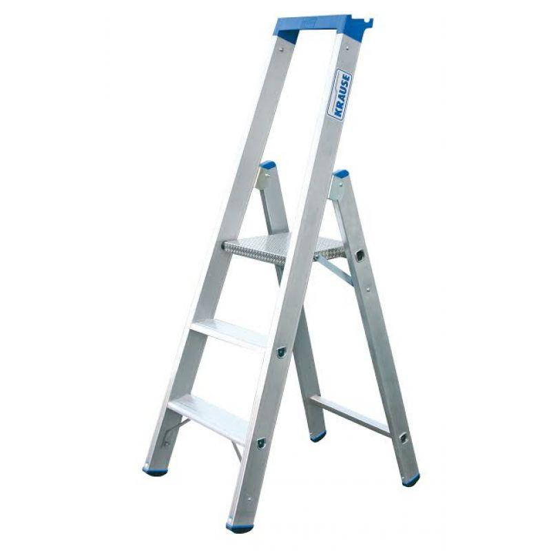 KRAUSE Stabilo Профессиональная стремянка 3 ступ. (арт. 124500)