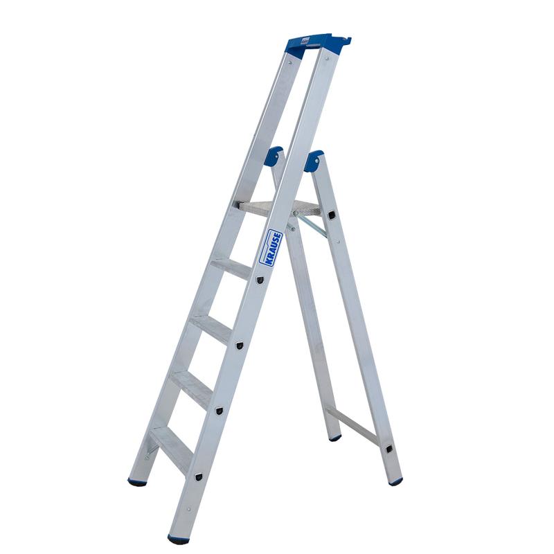 KRAUSE Stabilo Профессиональная стремянка 5 ступ. (арт. 124524)