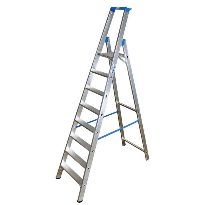 KRAUSE Stabilo Профессиональная стремянка 8 ступ. (арт. 124555)