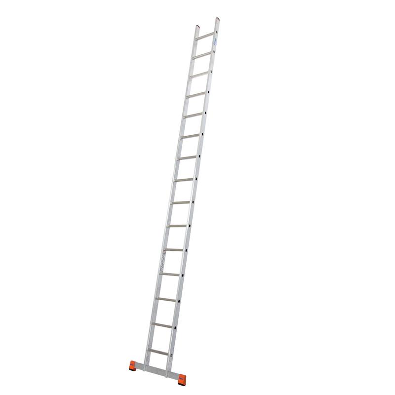 Sibilo приставная лестница 15 ступ.