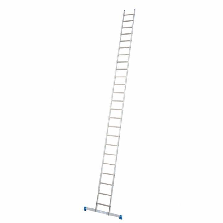Профессиональная приставная лестница 24 перекладин Krause Stabilo