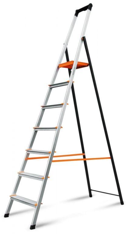 Свободностоящая стремянка Фаворит 6 ступеней
