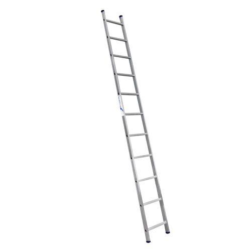 ALUMET Лестница широкая приставная односекционная 13 ступ. (арт. 6113)