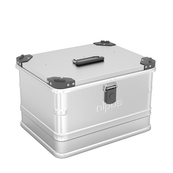 Alpos алюминиевый ящик D29 арт. D5300