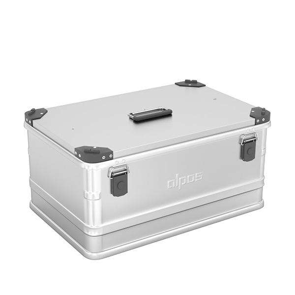Alpos алюминиевый ящик D47 арт. D5301