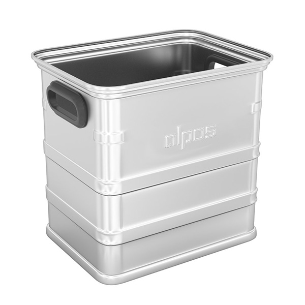 Alpos алюминиевый ящик U40 арт. U5501