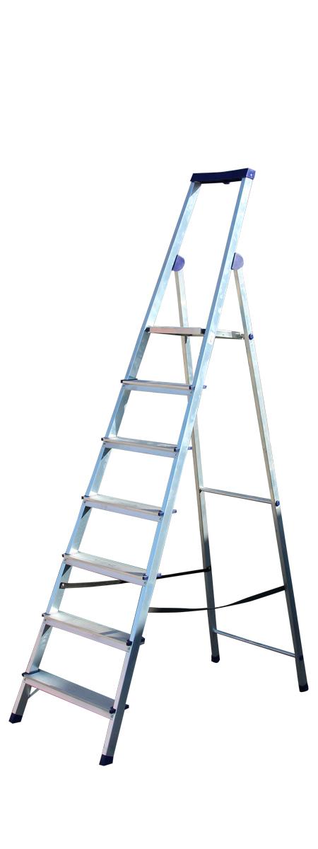 STAIRS Люкс Алюминиевая стремянка 7 ступ. (арт. AS07LX)