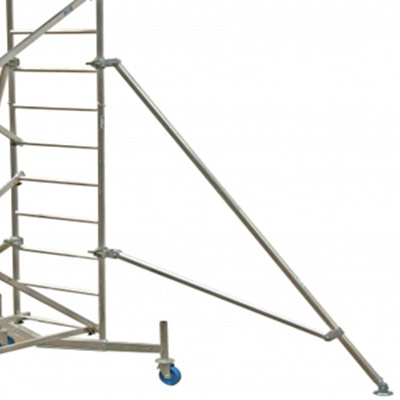 KRAUSE Угловая подпора для подмостей Climtec (арт. 714039)