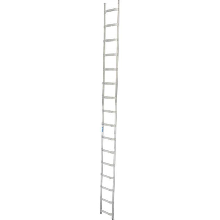 KRAUSE Лестница для крыши алюминиевая 16 ступ. (арт. 804341)